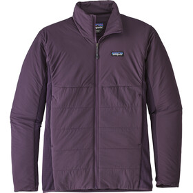 Patagonia M's Nano-Air Light Hybrid Jacket Piton Purple